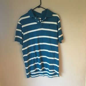 CLEARANCE: Mossimo Men's Polo Shirt Size Large